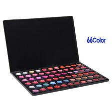 66 color lip gloss set makeup cosmetic palette lipstick CT