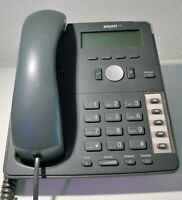 Snom 710 Voip Telefon grau Rechnung 19% MwSt