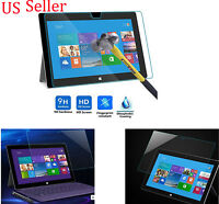 9H Premium Tempered Glass Film Screen Protector for Microsoft Surface Pro 3
