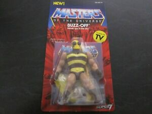 MASTERS OF THE UNIVERSE Super7 Buzz-Off 5 1/2 Inch Figure