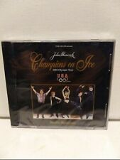 Tom Collins Presents - Champions On Ice  2002 Olympic Tour Media Materials CD