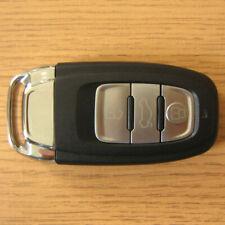 Replacement 3 Button Smart Remote FOB Key Case for Audi A4 B8 A5 A6 A7 Q5 Q3 A8