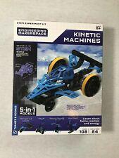 Thames & Kosmos Engineering Makerspace KINETIC MACHINES