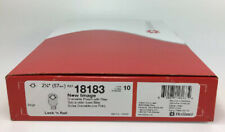 """10 Hollister 18183 New Image Drainable Pouches, 2¼"""" Flange, Exp 2022 IN BOX"""