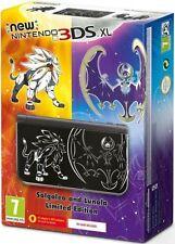 Consolas de videojuegos negro Nintendo 3DS