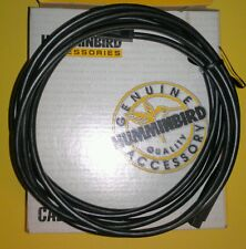 NEW HUMMINGBIRD 10 FT SPEED TEMP EXTENSION CABLE EC-TS10