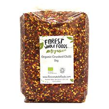 Organic Chilli Flakes 3kg