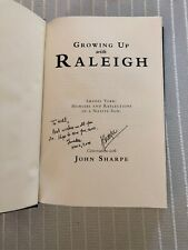 SIGNED 2014 GROWING UP WITH RALEIGH SMEDES YORK MEMOIRS NORTH CAROLINA GENEALOGY