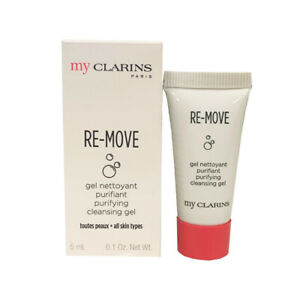 CLARINS Re-Move Purifying Cleansing Gel 0.1 oz.