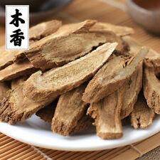 100g-500g Mu Xiang Organic Dried Costus Root Slices Saussurea Chinese Herbal