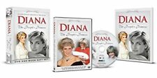 Princess Diana: The People's Princess (DVD & Book Set) ORIGINAL Collectable set