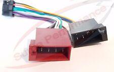 Panasonic CQ FX 55 Autoradio Adapter Stecker DIN ISO 16pin Kabelbaum Auto KFZ
