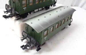 Marklin European Green G Scale 2nd Class Passenger Car