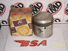 BSA A65 Hepolite piston & Anneaux & pin (1) Hepolite UK nos 15933 17063