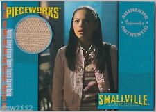 SMALLVILLE SEASON 3 PIECEWORKS PW1 KRISTIN KREUK LANA LANG SWEATER COSTUME