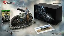 Gears of War 4 Collector's Ultimate Edition Xbox One Steelbook + Season Pass