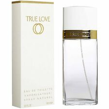 TRUE LOVE By Elizabeth Arden 3.4 3.3 oz 100 ml Women Perfume EDT Spray NIB