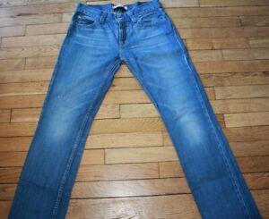 LEVIS 511 Jeans pour Homme W 33 - L 34  Taille Fr 42 (Réf # O202)