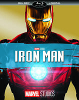 Iron Man [New Blu-ray] Ac-3/Dolby Digital, Digitally Mastered In Hd, Dolby, Du