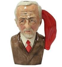 Oh Jeremy Corbyn Toby Jug Brown Jacket Colour-way Bairstow Pottery Collectables
