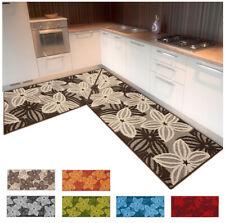 Tappeto cucina ANGOLARE o PASSATOIA SU MISURA al metro tessitura 3D mod.ENEA
