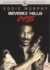 Eddie Murphy Beverly Hills Cop III 3 John Landis 1994 Action Comedy UK DVD