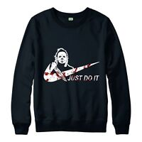 Michael Myers Jumper, Just Do it No Lives Matter Inspired Spoof Jumper Top