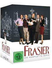 FRASIER-DIE KOMPLETTE SERIE 44 DVD NEU