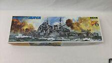 Vintage Nichimo 1/500 Japanese Heavy Cruiser Maya  No.6  open box