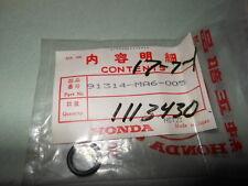 NOS Honda  CB750 Sandcast TRX CB650 TRL 125 O-RING (11X2.5) # 91314-MA6-005
