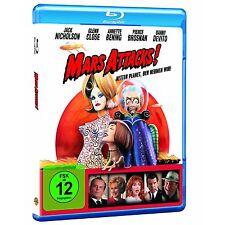 Mars Attacks! [Blu-ray]Jack Nicholson, Glenn Close, Pierce Brosnan * NEU & OVP *
