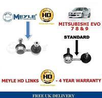 FOR MITSUBISHI LANCER EVO 7 8 9 FRONT ANTIROLL BAR STABILISER HD DROP LINKS