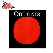 Pirastro Obligato Violin E String  4/4  Steel  E Ball