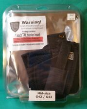 NEW Telor Tactical T-Fit Ankle Holster SUB COMPACT TTTF-70027 RIGHT HAND Insert