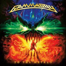 GAMMA RAY - TO THE METAL - CD+DVD SIGILLATO 2010 - DELUXE EDITION DIGIPACK