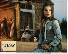 2 Nastassja Kinski Roman Polanski Tess 11x14 Lobby Cards LC277