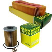MANN-FILTER INSPEKTIONSPAKET MERCEDES-BENZ SL R107 S-KLASSE C126/W126 420 560