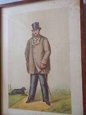 1885 BIZETSKI GRAVURE de BY pour L'ALBUM COMIQUE JOACHIN LEFEVRE