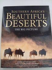 Van den Berg, Heinrich; .. Southern Africa's Beautiful Deserts: The Big Picture