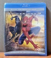 Spiderman 3    Blu-Ray   BRAND NEW