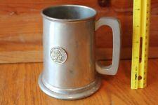 Felix The Fabulous Cat 1962 Hoo Doo Days Pewter mug Hinera English Sheffield VTG