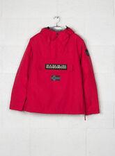 Cappotti e giacche da uomo rossi Napapijri