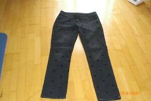 """Hose-Jeans mit Sterne Cecil""""Charlize""""-schwarz-Gr.33-inch 32-selten getragen👍👍"""