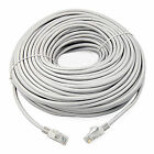 RJ45 Network Ethernet Cable Cat5e LAN UTP Patch Fast Internet Lead 1m - 50m Lot