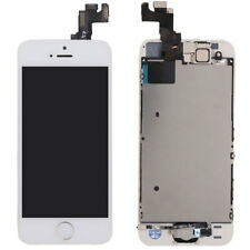 OEM APPLE iPhone 5S Touch Screen LCD Digitizer Replacement + Home Button +Camera