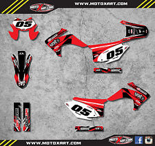 Honda CRF 230 F 2015 - 2017 Custom Graphic kit DIGGER style decals / stickers