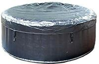 "6 foot Inflatable Hot tub / Spa - Medium 32"" high"