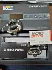 Look X-Track RACE  - MTB Clipless Pedals Mtb Mountainbike Xc