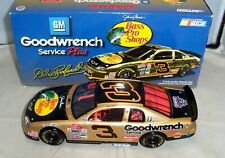 1:24 ACTION 1998 #3 GM GOODWRENCH BASS PRO SHOPS CHEVY RCR DALE EARNHARDT SR MIB