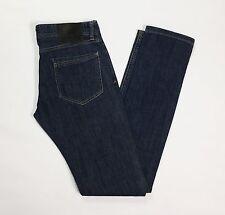 Wolli jeans donna W32 L34 46 jeans skinny stretti slim donna usato blu T1301